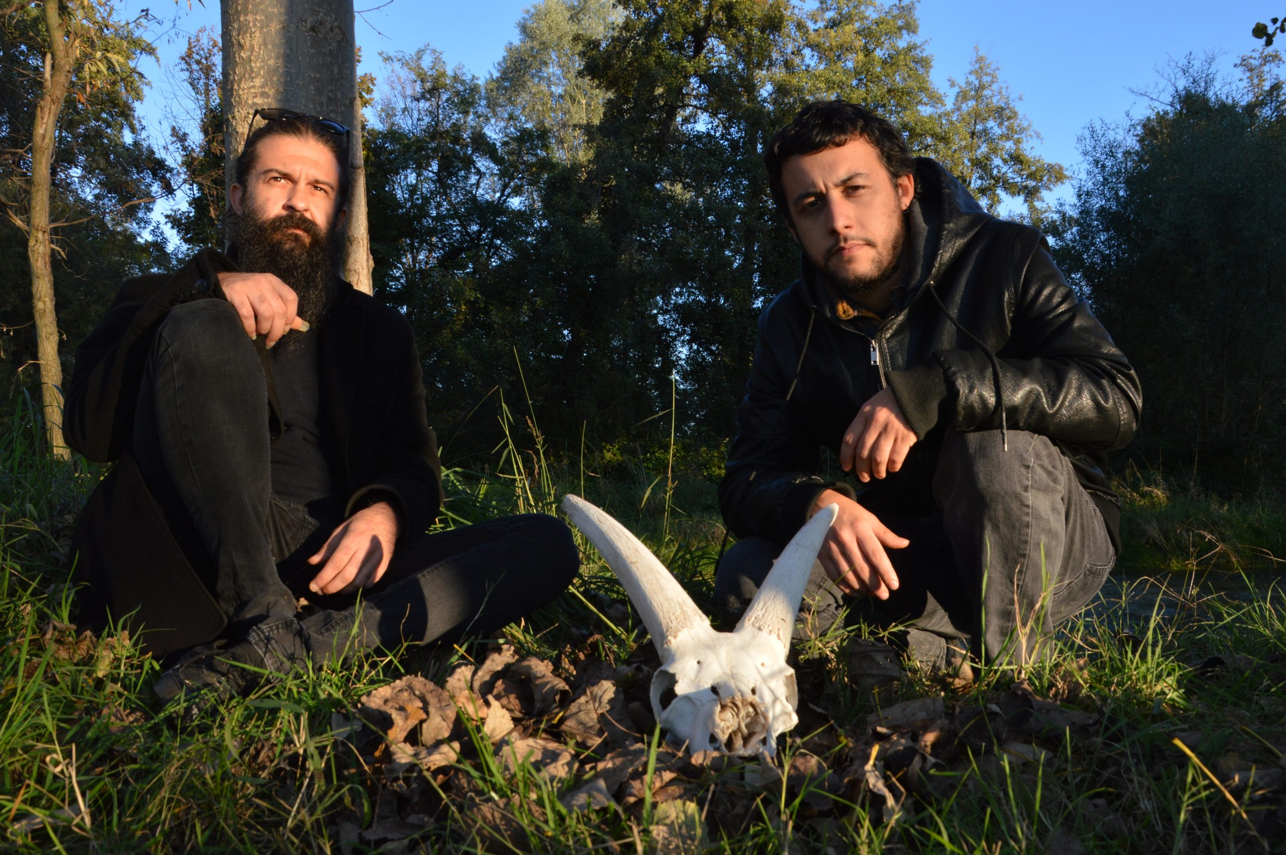 L'essenza più oscura e vibrante del rock: l'album Eremo dei Nitritono - Foto del duo Nitritono